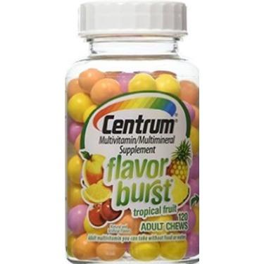 Centrum multivitamin flavor burst