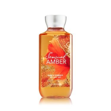 Bath & Body Works Sensual Amber Shower Gel