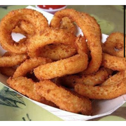 A&W;onion rings
