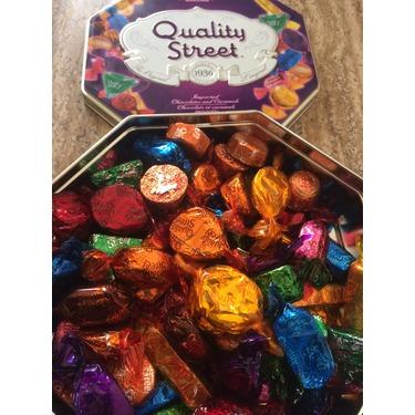 Nestle Quality Street Chocolate