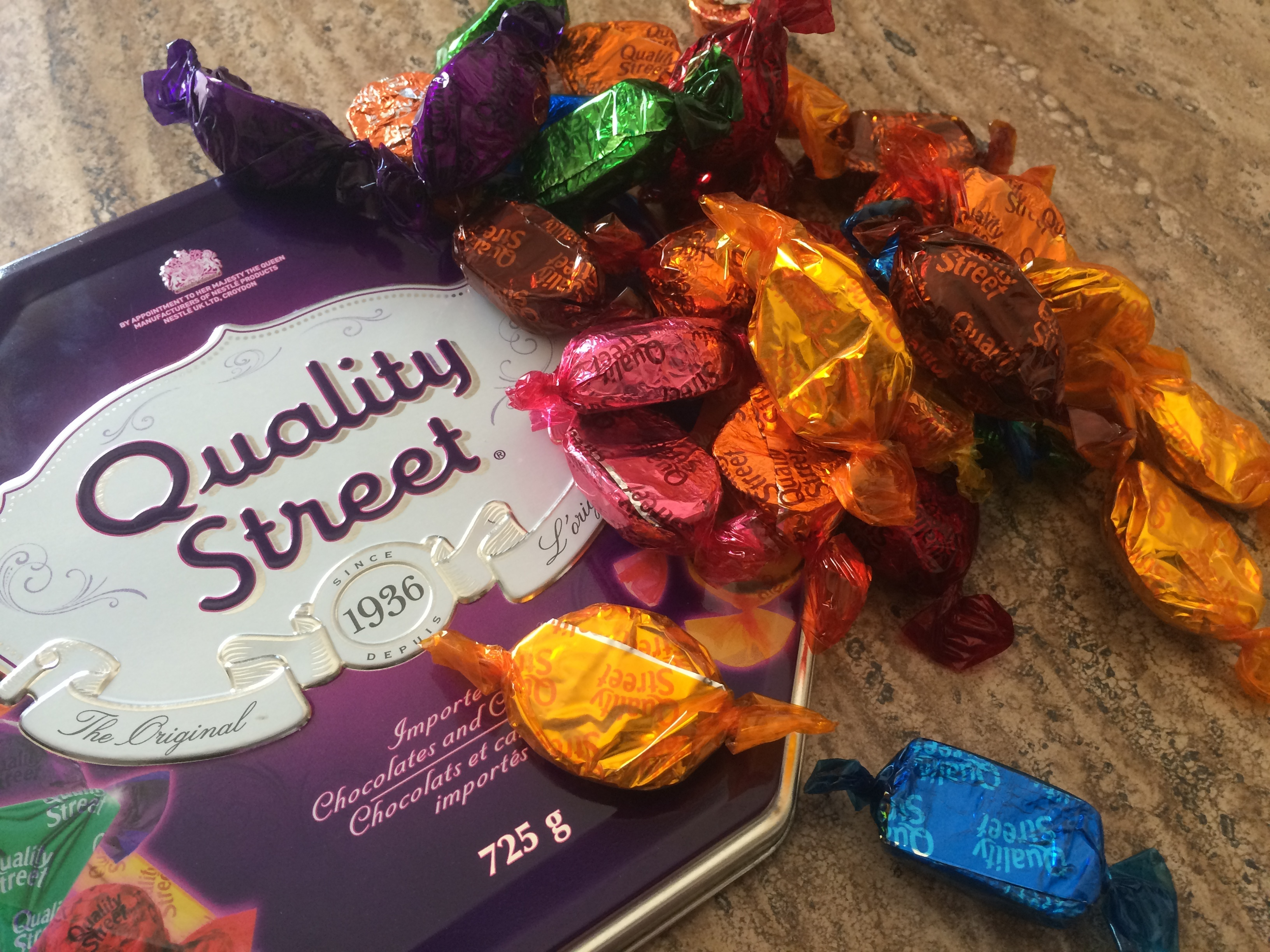 Nestle Quality Street Chocolate reviews in Chocolate