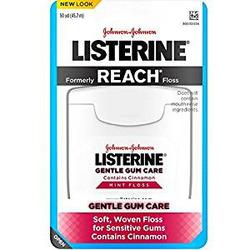 Listerine Total Care Dental Floss