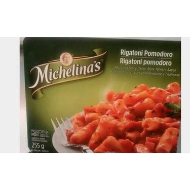 Michelina's rigatoni pomodoro