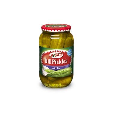 Bicks garlic dill pickles
