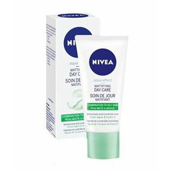 NIVEA Mattifying Day Care with Ocean Algae & Hydra IQ