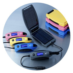 PowerMonkey Solar Powered Travel Charger