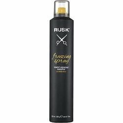 Rusk Freezing Spray Humidity-Resistant Hairspray, Extreme Hold