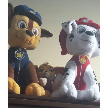 paw patrol stuff animals