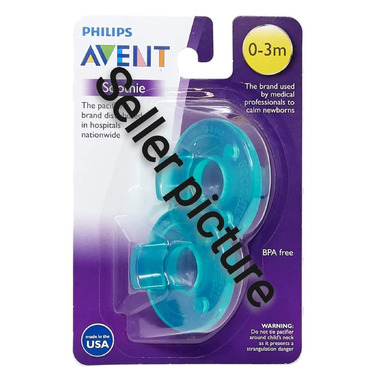 Philips Avent Soothie 0-3months