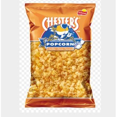 Chesters cheddar popcorn