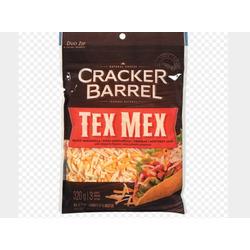 Cracker Barrel Tex mex shredded cheese