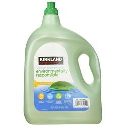 Kirkland Signature Environmentally Friendly Ultra Liquid Dish Soap