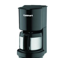 Cuisinart 4 Cup Coffeemaker (DCC-450BKC)