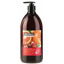 Upper Canada Soap Naturally Hand and Body Lotion