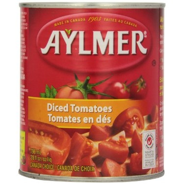 Aylmer Canned Tomatoes