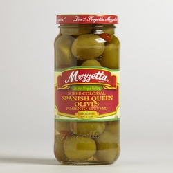 Mezzetta Super Colossal Spanish Queen Olives