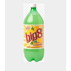 Big 8 sparkling lemonade