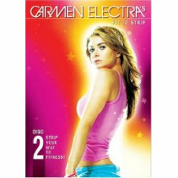 Carmen Electras Fit To Strip DVD