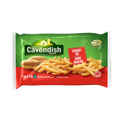 Cavendish Crinkle Cut Fries