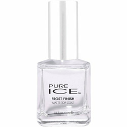 Pure Ice Frost Finish Matte Top Coat