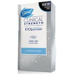 Secret Clinical Strength Deodorant and Anti-Perspirant
