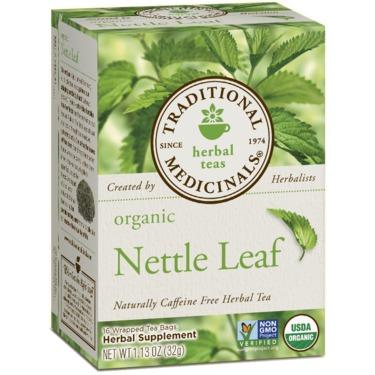 Traditional Medicinals Nettle Leaf Tea- bags