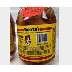 Warrens pickled wieners