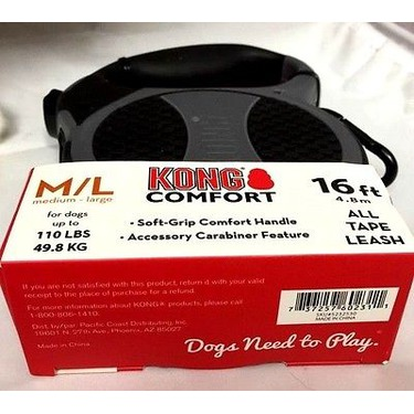 KONG Comfort 16 ft All Tape Leash