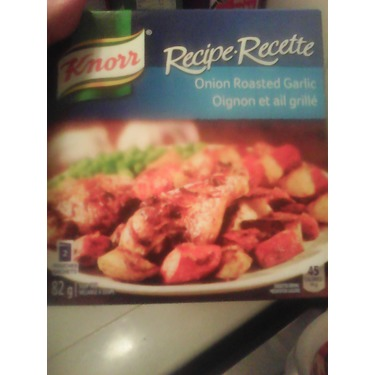 Knorr Onion Roasted Garlic Soup Mix