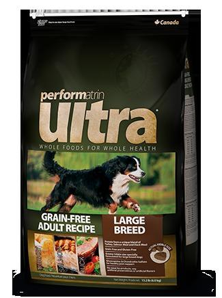 Dog Food Advisor Performatrin