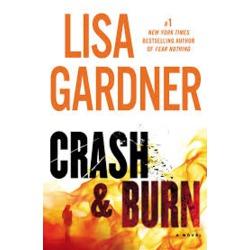crash and burn-Lisa Gardner