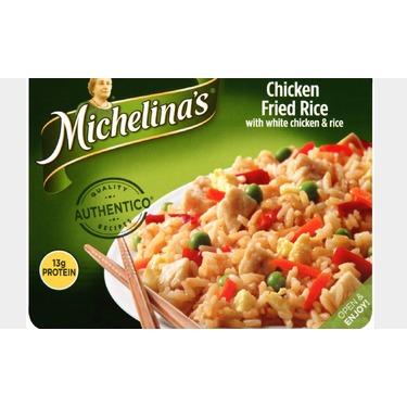 Michelinas chicken fried rice