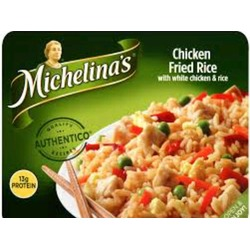 Michelinas chicken fried rice