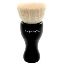mac cosmetics 180 flat top buffer brush reviews in makeup