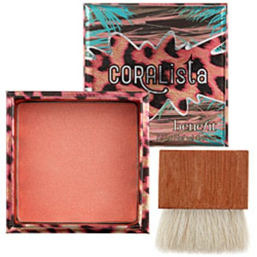 Benefit Cosmetics Boxed Powder in Coralista