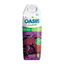 Oasis Fruits etc. Deliciously Purple Juice