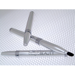 billybBEAUTY Aluminum Lidless Retractable Lip Brush