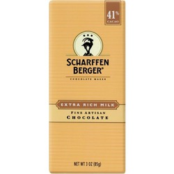 Schaffen Berger 41% Extra Rich Milk Chocolate Bar