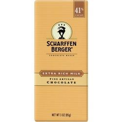 Schaffen Berger 41% Extra Rich Milk Chocolate Bar