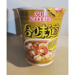 Cup Noodles XO Sauce Seafood Flavour