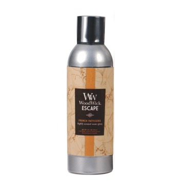 Woodwick Escape Room Fragrance Spray - French Patisserie