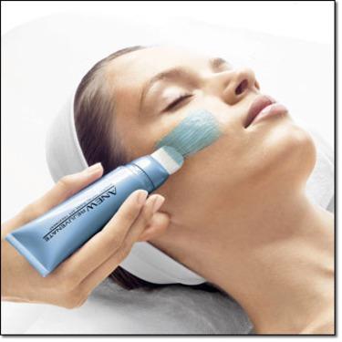Avon Anew Rejuvenate Mineral Facial Rinse-Off Treatment