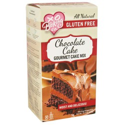 XO Bakery Co. Chocolate Cake Gourmet Cake Mix