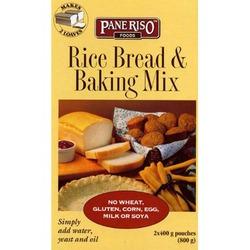 PaneRiso Foods Rice Bread & Baking Mix