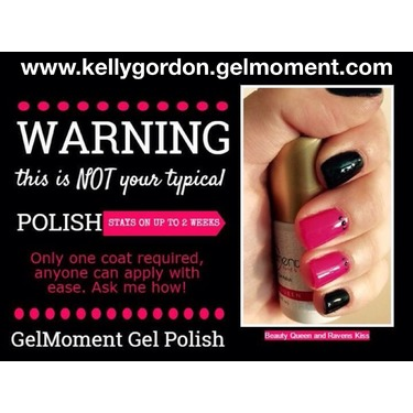 GelMoment Nail Polish