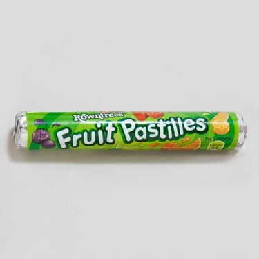 Rowntrees Fruit Pastilles Candy
