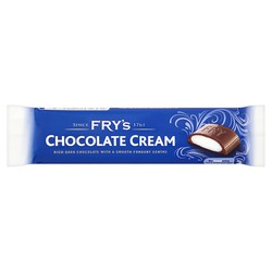 Fry's Chocolate Cream Chocolate Bar