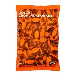 IkeaGODIS CHOKLADKROKANT Milk Chocolate With Butterscotch