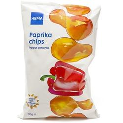 Hema Paprika Potato Chips