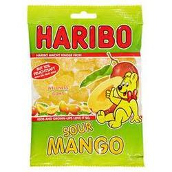 Haribo Mango Gummy Candy